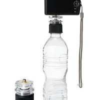 BOTTLE CAP TRIPOD | Water Bottle Camera Tripods, Screw Tripod Top Onto Any Water Bottle For The Perfect Photo, No More Weird Angles. Brilliant, Simple Design | UncommonGoods
