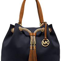MICHAEL Michael Kors Handbag, Marina Large Gathered Tote