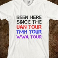 ALL THE TOURS