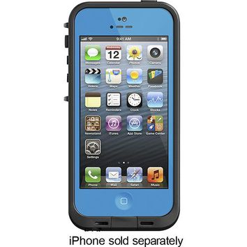 LifeProof - Case for Apple® iPhone® 5 - Blue