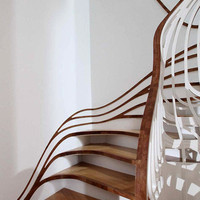 Atmos Staircases by Alex Haw Cool Hunting | Apartment Therapy New York