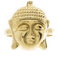 Buddha Knuckle Ring by Vidakush