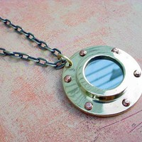 Porthole Preorder Only 3 remaining by MySelvagedLife on Etsy