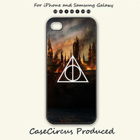 Harry potter, Movies,iPhone 5 case, iPhone 5C Case, iPhone 5S , Phone case, iPhone 4S , Case,Samsung Galaxy S3, Samsung Galaxy S4
