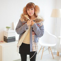 Snow Hoodie for Women