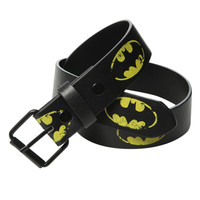 DC Comics Batman Distressed Belt