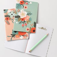 Sweet Briar Notebooks by Rifle Paper Co. Coral One Size Gifts