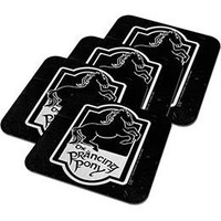 The Lord of the Rings Prancing Pony Coaster Set: WBshop.com - The Official Online Store of Warner Bros. Studios