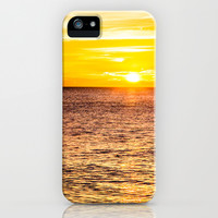 Hawaii Sunset iPhone & iPod Case by Joe Boyle Photography