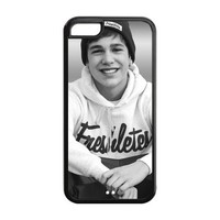Pop Rocker Star Austin Mahone Hard Plastic Cover Snap On Iphone 5C Case,Best HD IPhone Case,Austin Mahone IPhone Case