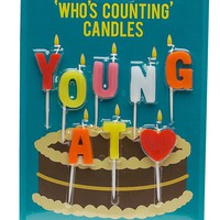 Young at Heart Candles