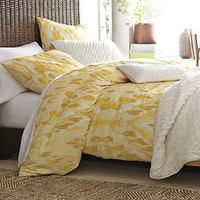 Bazaar Duvet Cover + Shams | west elm