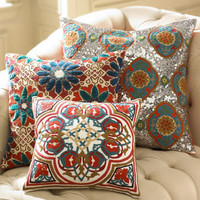 Jamie Young - Embroidered Pillows - Horchow