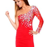 Precious Formals P46675 at Prom Dress Shop