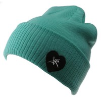 Young & Reckless Young Hearts Beanie