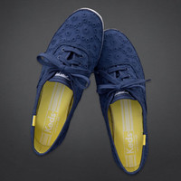 Keds Champion Embroidered Sneakers