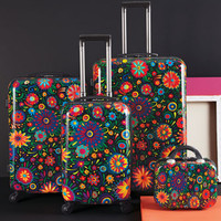 Heys Flowers Dance Luggage Collection