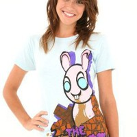 The Almost Choco Bunny Girls T-Shirt