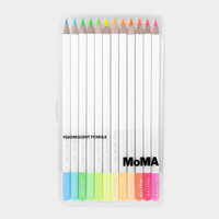 Fluorescent Colored Pencil Set | MoMA