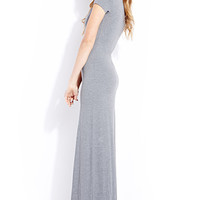 Everyday M-Slit Maxi Dress