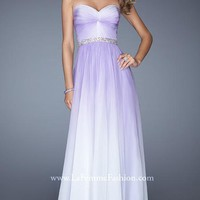 La Femme 19897 | La Femme Fashion 2014 - La Femme Prom Dresses - Dancing with the Stars