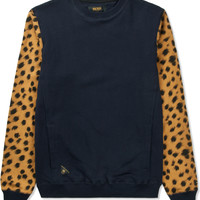 Navy CJ Sweater
