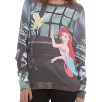 Disney The Little Mermaid Dinglehopper Girls Pullover Top