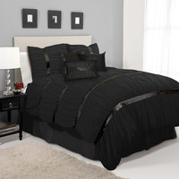 Madison Park Meadow 7 Piece Comforter Set