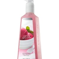 Deep Cleansing Hand Soap Vanilla Berry Sorbet