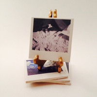Personalized Polaroid Coasters // Instagram Style Coasters // Wall Art