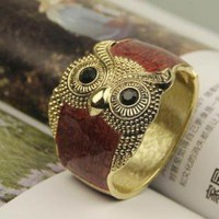 Old Fashion Metal Owl All- match Bracelet - Bracelets - Fashion Jewelry