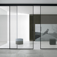 Rimadesio - Velaria Sliding Doors | Contemporary Sliding Door from Rimadesio | Haute Living