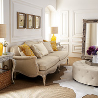 Living Room Ideas, Living Room Decorating & Design Ideas | Horchow