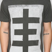 Triple Cross Tee - Urban Outfitters