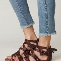 Marion Flat Sandal at Free People Clothing Boutique