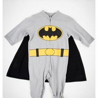 Batman Caped Romper