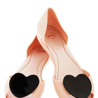 Mel Shoes Kawaii Cake Pop Art Flat in Pink