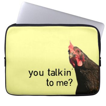 Funny Attitude Chicken