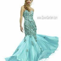 Prom Dresses | 2014 Prom Dresses | Riva Designs R9585 | Riva Designs | Homecoming Dresses | Cocktail Dresses | GownGarden.com