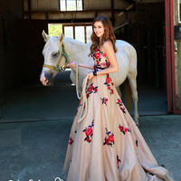 Sadie Robertson's Homecoming 2013 Look - Prom Dresses Blog | Homecoming Dress News