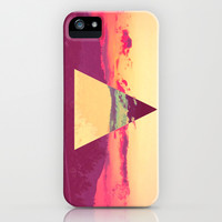 Hipster Triangle iPhone & iPod Case by Electric Avenue