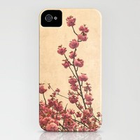 cherry blossoms iPhone Case by Iris Lehnhardt | Society6