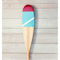 Hand Painted Oars & Paddles