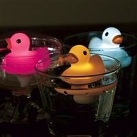 Duck Bath Light