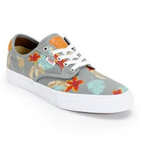 Vans Chima Pro Aloha & Grey Skate Shoes