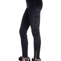 Sweet Licorice High Waist Pants