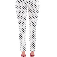 Connect the Dots Graphic Pants