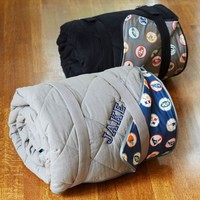 NFL Sleeping Bag + Pillowcase - NFC