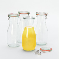 Weck Juice Jar Set