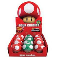 Super Mario Bros. Mushroom Sours 